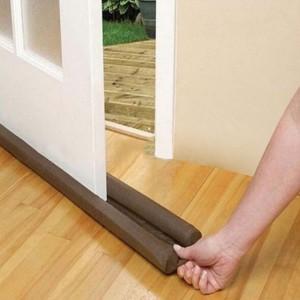 Door Bottom Cracks Sound Windproof Stopper Insulation