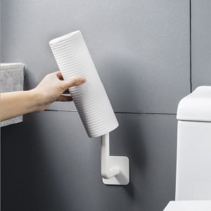 Household Multi Purpose Wall Mounted Paper Towel Hanger
