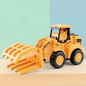 Kids Playable Children Play Skills Vehicle Toy - Yellow