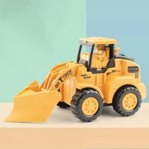 Children Play Skills Kids Playable Vehicle Toy - Yellow