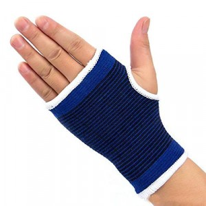 Comfortable Elastic Wrist Hand Support Compression Bandage Gym Running Protection