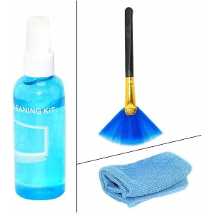 Professional Clean Pro 3 in 1 Multi-Purpose LCD Cleaning Kit