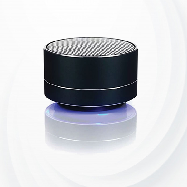Rechargeable Picnic Good Quality Bluetooth Speaker - Black