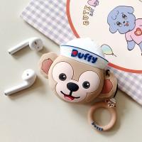 Fashion Duffy Design Headset Silicone Case For Earpods - Multi Color
