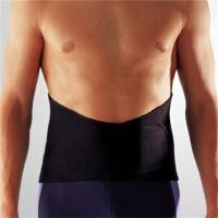 Belt For Back Support Back Pain Relief - Black