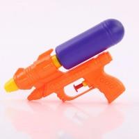 Fun For Kids Playable Water Pressured Gun - Multi Color