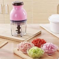 Capsule Meat & Vegetable Blender Chopper - Pink