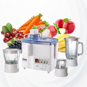 Dessini 4 In 1 Food Processor - White