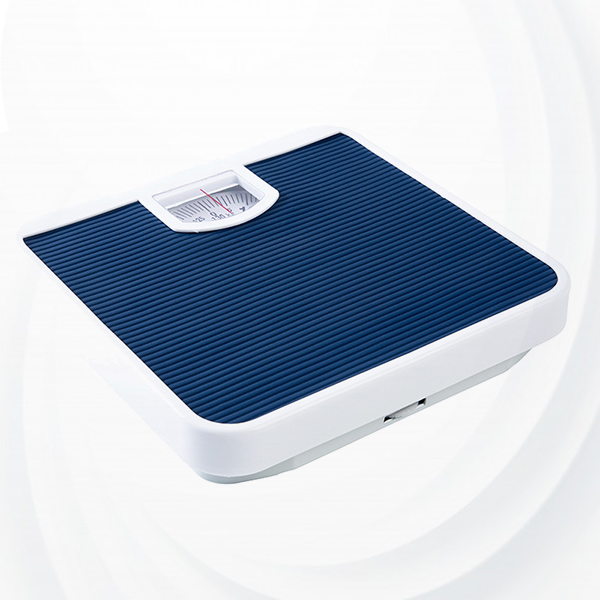 Mechanical Health Fitness Weighing Scale 130 kg - Blue