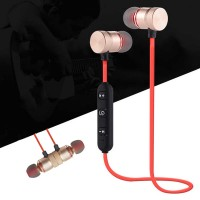 High Quality Earphones Wireless Bluetooth Earpods - Silver