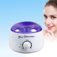 Prowax Professional Hair Removal Wax Heater Machine - White