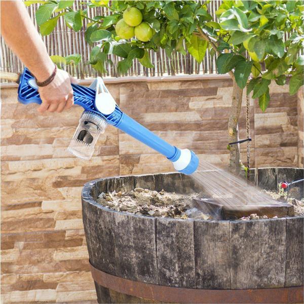 8 Spray Settings Water Spray Gun For Garden And Car