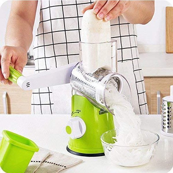Multipurpose Manual Speedy Vegetable Fruit And Cheese Grinder