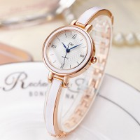 Women's Simple Fashion Personality Watch - Golden