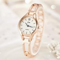 Women's Fashion Electronic Quartz Watch - Golden