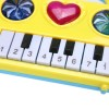 Kids Lighting Music Electronic Piano Toy - Yellow