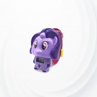 Girls Cartoon Electronic Toys Watch - Purple