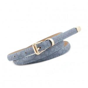 Ladies Fashion Wild Belt - Blue