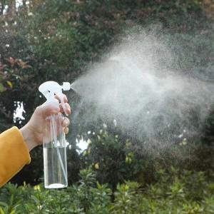 Multi Purpose Trigger Water Sprayer Bottle - Transparent