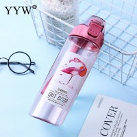 High Quality Water Bottle With Carry Handle - Pink