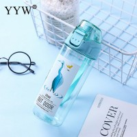 High Quality Water Bottle With Carry Handle - Sea Green