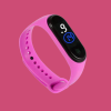 Led Sports Electronic Watch - Rose