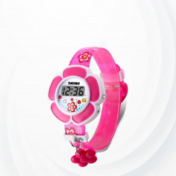 Sunflower Cute Kids Girls Watch