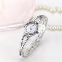 Silver Fish Shape Black Dial Wrist Watch