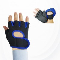 Soft Elastic Breathable Glove Support - Black