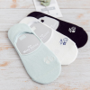 Plain Three Pieces Mini Socks Set