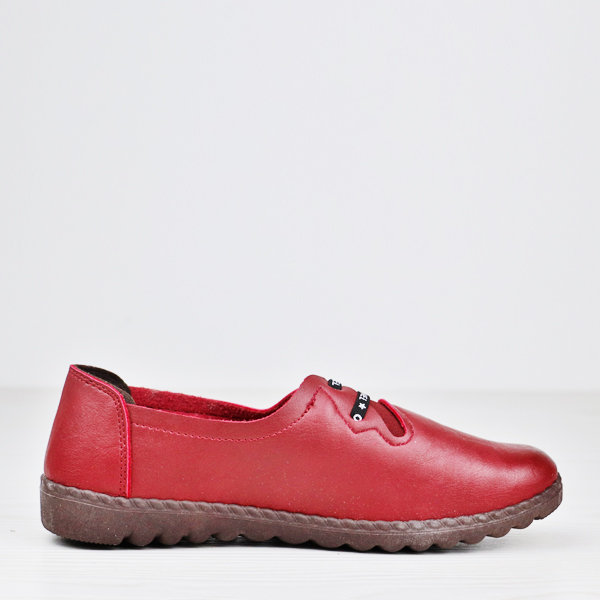 Simple Solid Color Synthetic Leather Formal Shoes