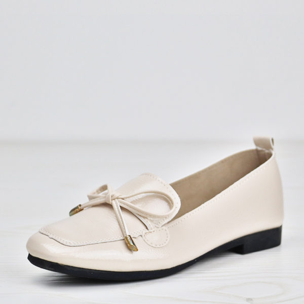 Soft Leather Feet Comfort Office Wear Shoes