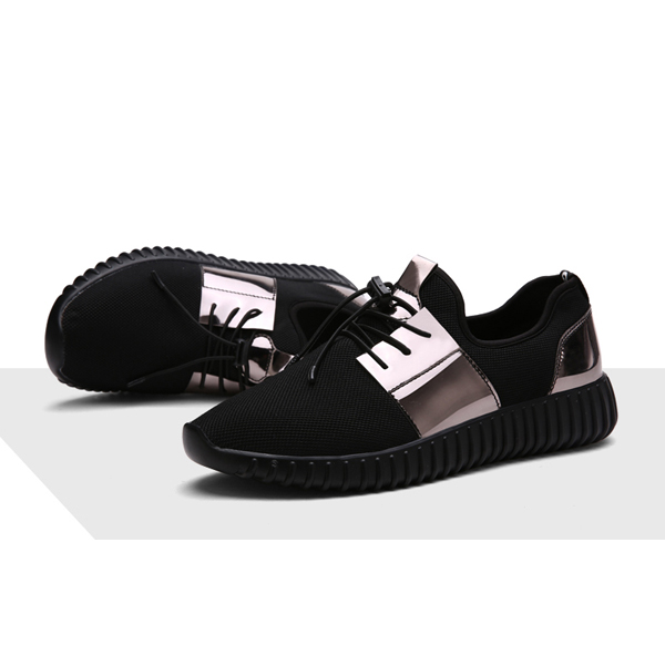 Hot Summer Fashion Unisex Sneakers Shoes Black Plate