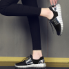 Hot Summer Fashion Unisex Sneakers Shoes Silver Plate