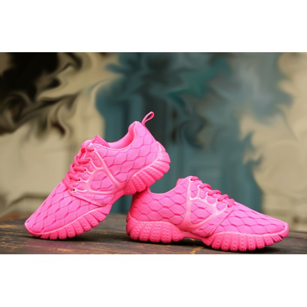 Female Casual Running Shoes Light Travel Shoes Purple