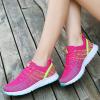 Multicolor Cool Jogging Sportswear Hot Pink Sneakers