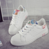 Casual Korean Shoes Breathable Flat Bottom Pink