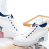 Ladies Sneakers Fashion Casual Canvas White Shoes