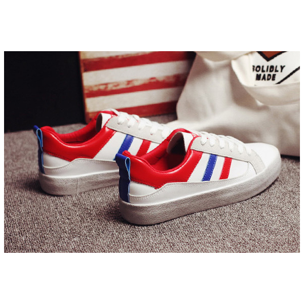 fashion summer sneaker comfortable shoes white