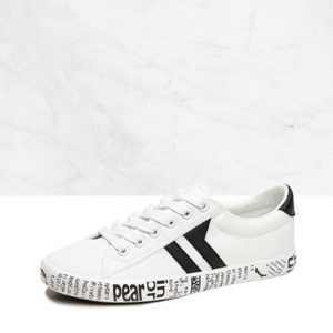 White Black Teenage Best Sportswear Sneakers