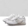 New Summer Women Casual Air Mesh White Shoes