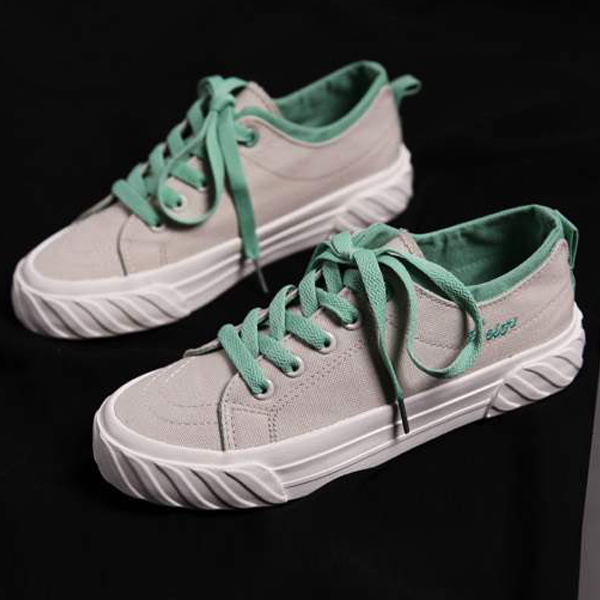 Summer Cool Sports Wear Canvas Sneakers