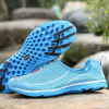 Breathable Super Running Blue Sports Shoes For Women