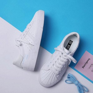 Casual Sportswear Breathable Flat Sole Sneakers - Blue