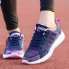 Comfortable Light Summer Running Blue Shoes For Girls