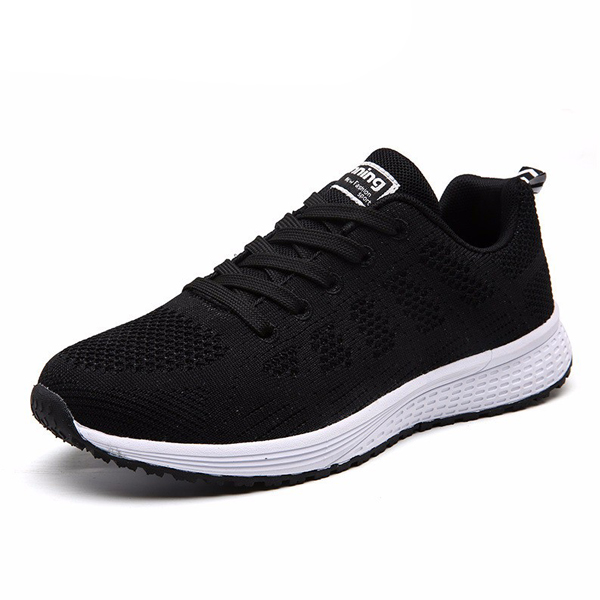 Comfortable Light Summer Running Blue Shoes For Girls