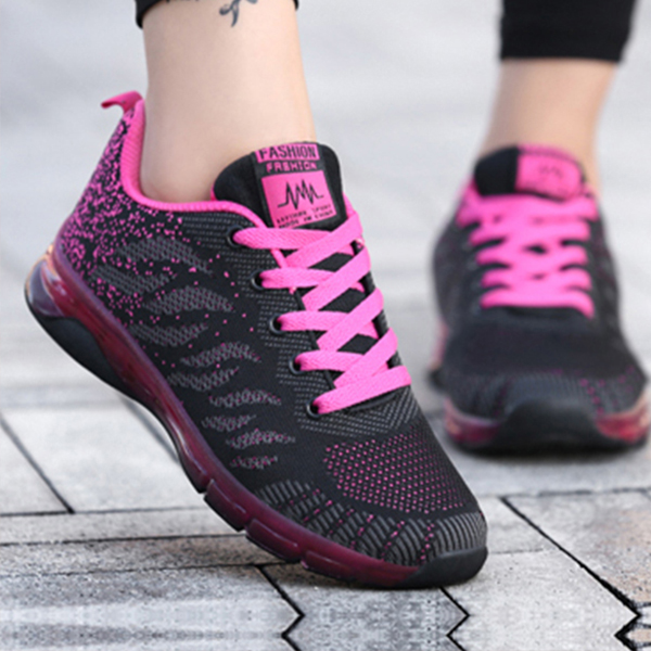 Black Complexion Casual Running Gym Sneakers