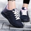 Light Complexion Casual Running Black Sneakers