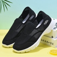 Canvas Summer Special Running Canvas Shoes - Black