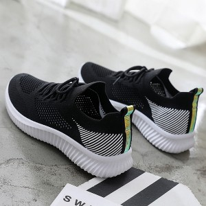 Breathable Casual Sports Wind Wild Shoes - Black